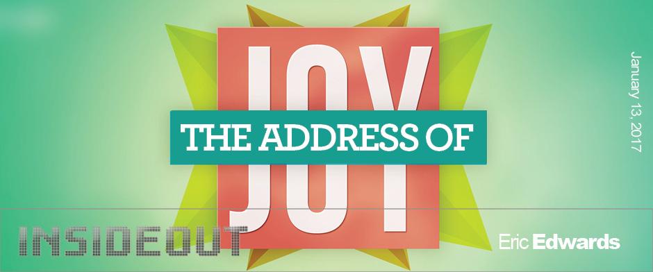 Address of Joy, The2