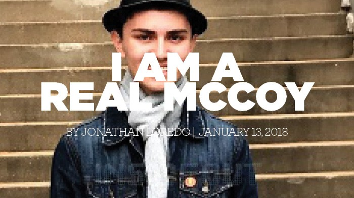 I Am a Real McCoy