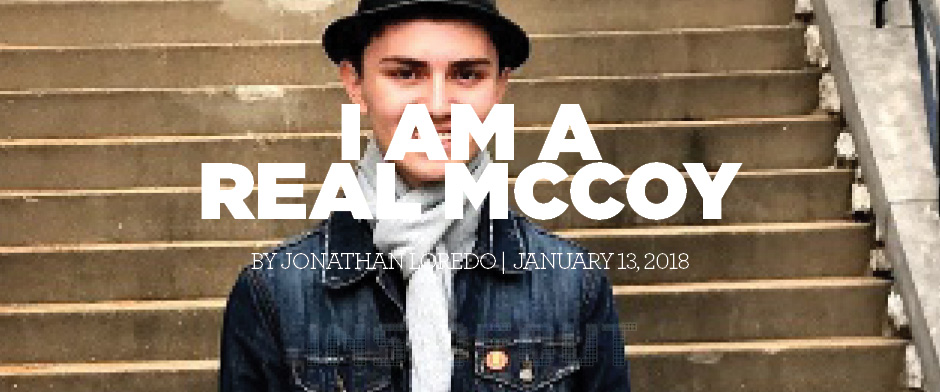 I Am a Real McCoy2