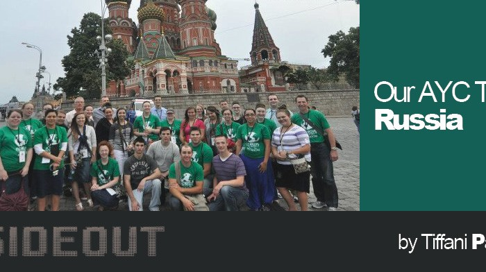 Our AYC Trip: Russia