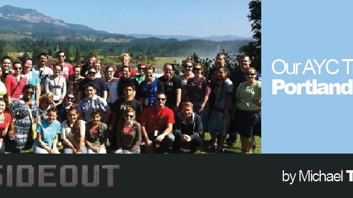 Our AYC Trip: Portland
