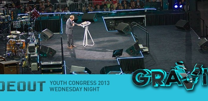 NAYC13 Wednesday Night