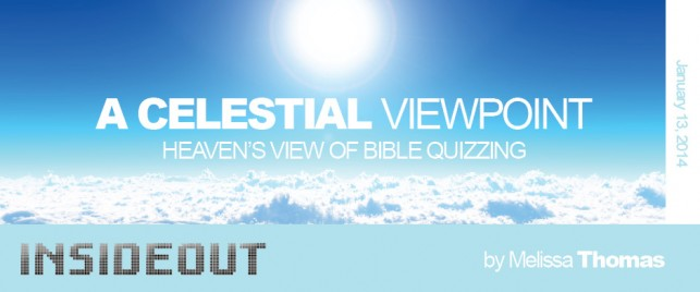 A Celestial Viewpoint
