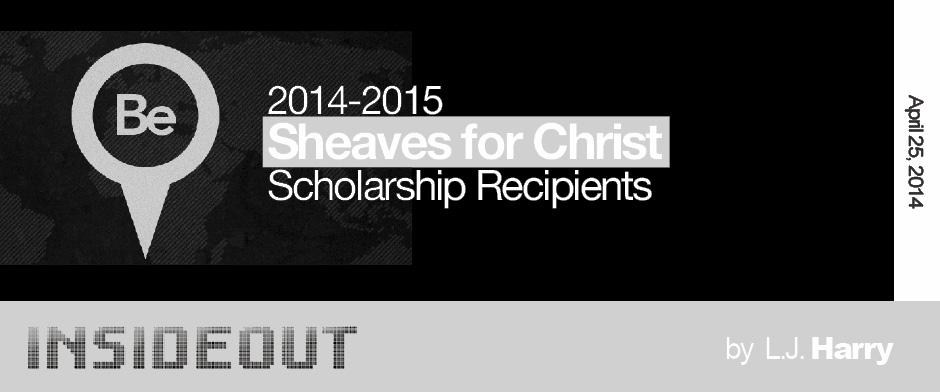 2014-2015 SFC Scholarship Recipients