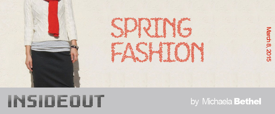 Spring Fashion 2015-2