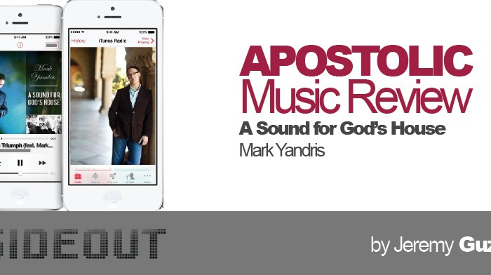 Apostolic Music Review: A Sound for God's House