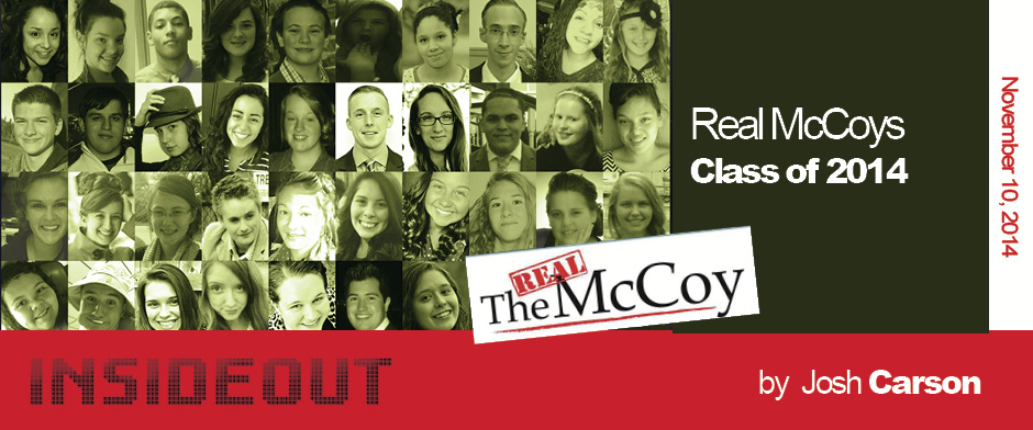 Real McCoys: Class of 2014