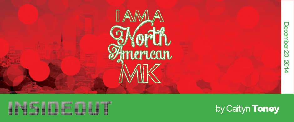 I Am a North AmericanMK