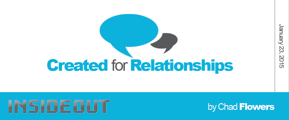Created for Relationships