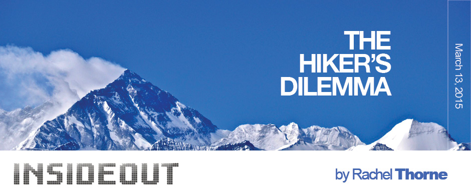 Dilemma, Hikers The