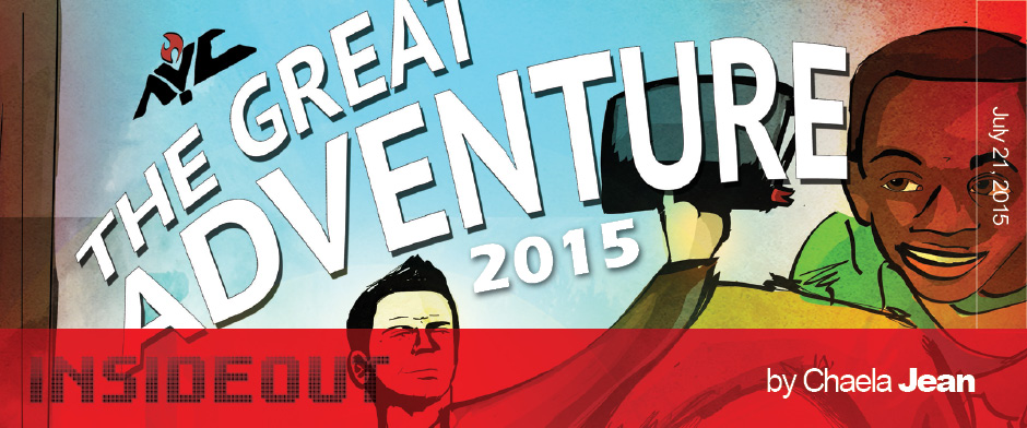 Great Adventure, The