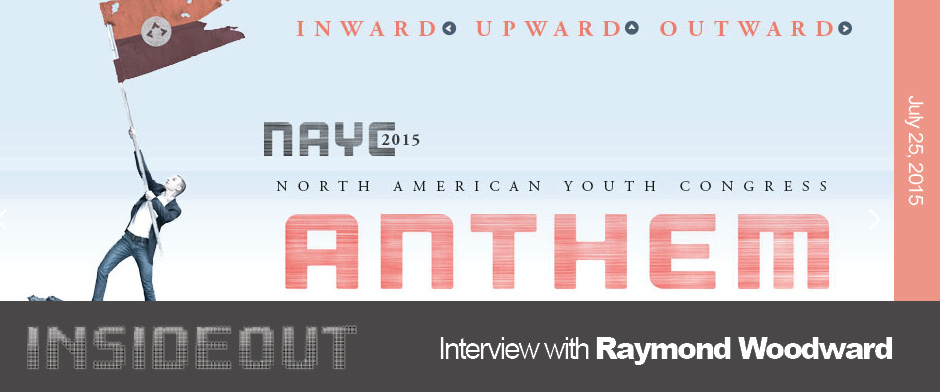 Interview with NAYC Speakers: Raymond Woodward