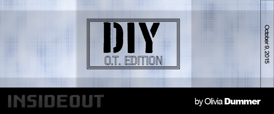 DIY – Old Testament Edition