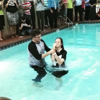 NAYC baptism