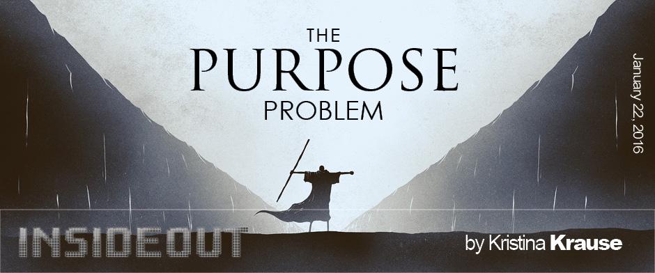 Purpose Problem, The