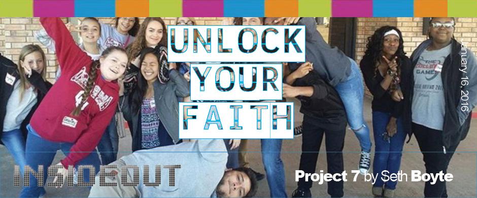 Unlock Your Faith