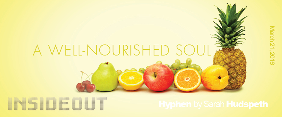 A Well-Nourished Soul