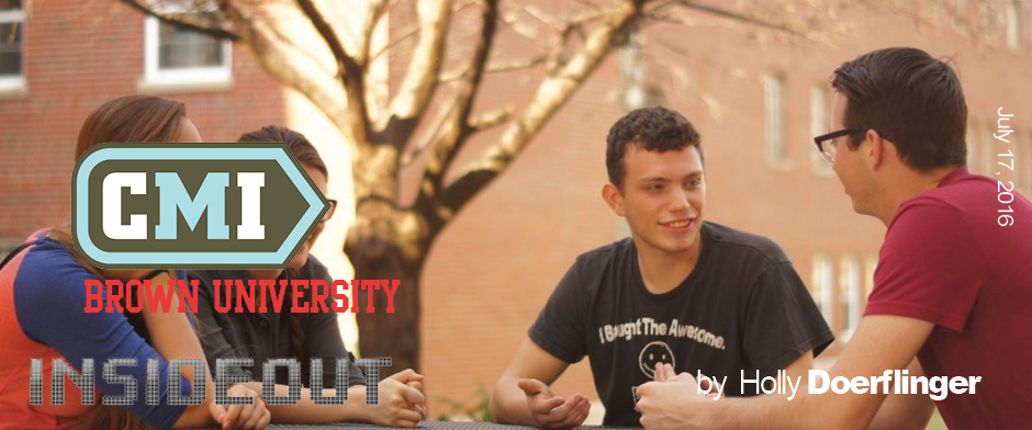 CMI Brown University2 NO VIDEO