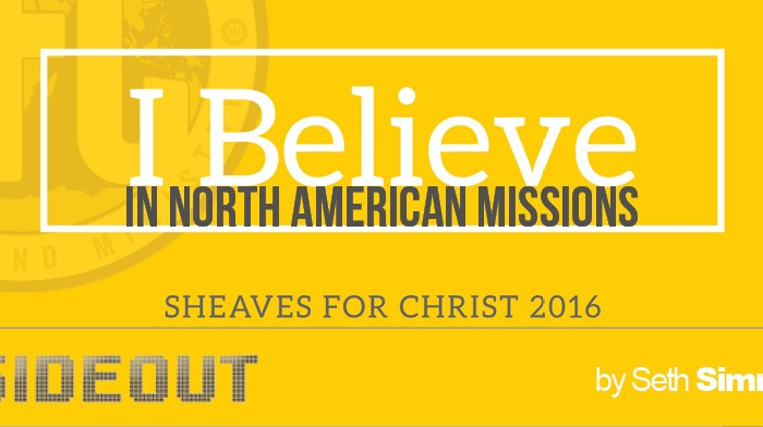 I Believe in North American Missions