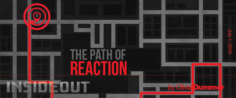 Path of Reaction, The