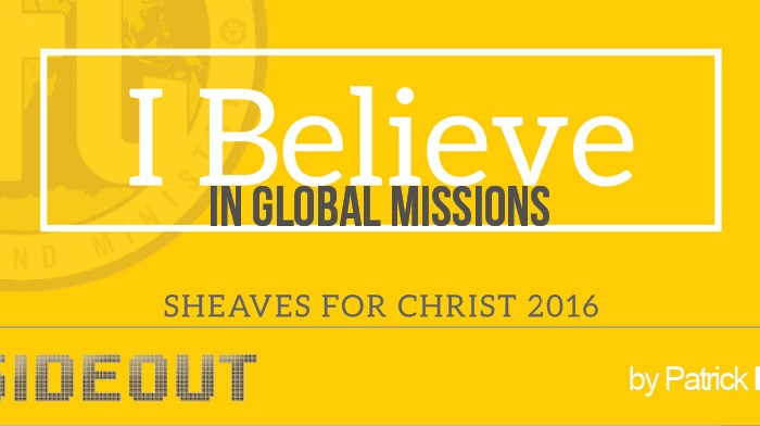 I Believe in Global Missions