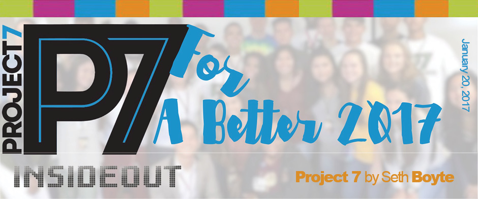 P7 for a Better 2017-2