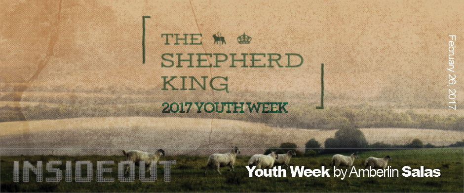 The Shepherd King: 2017 Youth Week