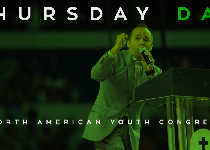 North American Youth Congress, Thursday