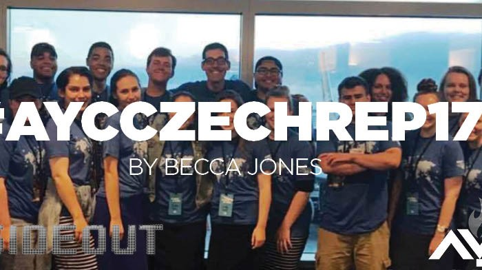 #AYCCzechRep17