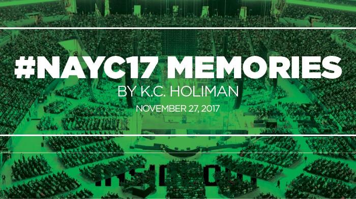 #NAYC17 Memories