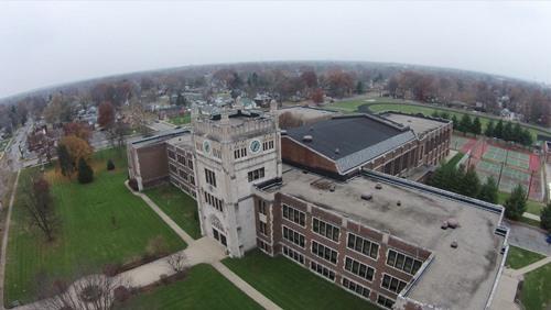school building 500
