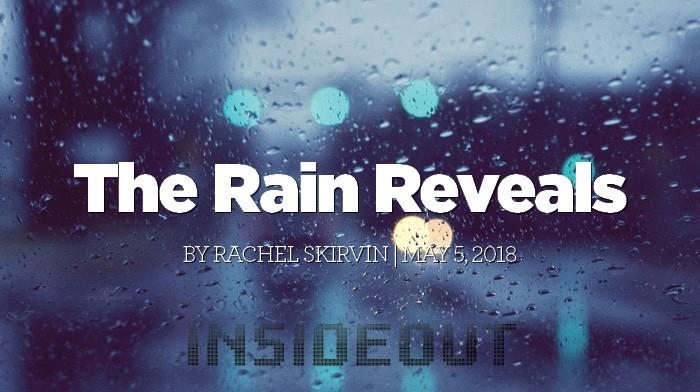The Rain Reveals