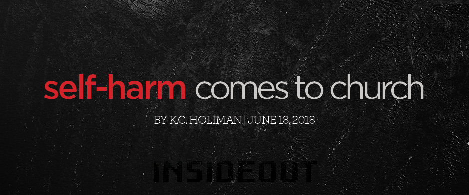 Self-Harm Comes to Church