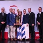 The Anchor Church of Zanesville, Ohio - the 2018 NABQT intermediate champions
