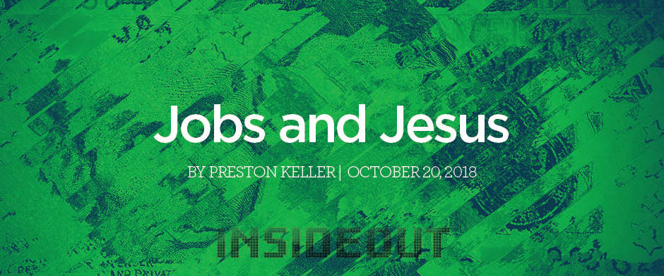 Jobs and Jesus | InsideOut