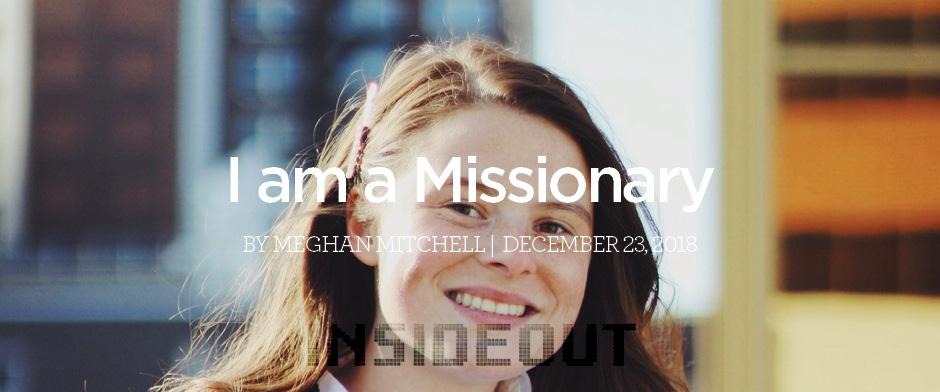 I Am a Missionary 2018