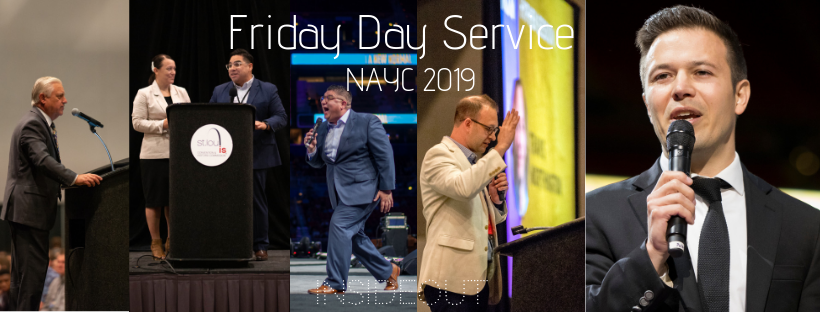 NAYC 2019 Friday Day Service | InsideOut